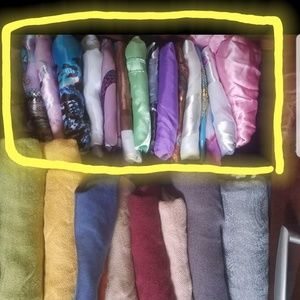 Accessories - [Bundle] Colorful Summer silky scarves